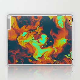 DAY LIGHT AND BAD DREAMS IN A COOL WORLD FULL OF CRUEL THINGS Laptop & iPad Skin