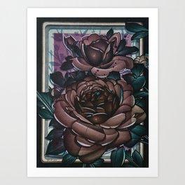 rosesss Art Print