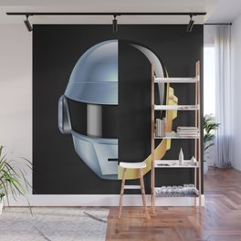Daft Punk - Human After All Wall Mural