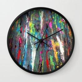 Light abstract Wall Clock