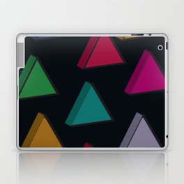 3D X 0.2 Laptop & iPad Skin