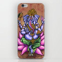 Lord Ganesh iPhone Skin