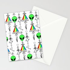 Bitch, PEACE! Stationery Cards