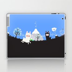 Run alpaca, run! Laptop & iPad Skin