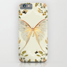 The Hum of Bees iPhone Case