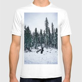 Dusting of Snow T-shirt