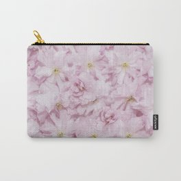 Sakura- Cherry Blossom pattern Carry-All Pouch