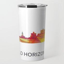 Belo Horizonte, Brazil skyline Travel Mug
