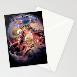 aladdin Stationery Cards