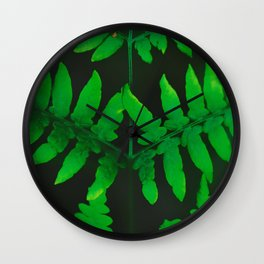 FERNED Wall Clock