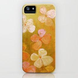 Golden Offspring iPhone Case