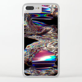Zone X Clear iPhone Case