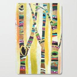 Runk Trees Cutting Board
