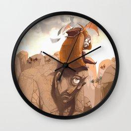 cyclope Wall Clock