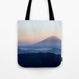 Beautiful Breathtaking Mount Fuji Tote Bag