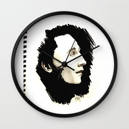 Out of character Wall Clock
