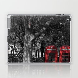 London Town Phone Box Laptop & iPad Skin