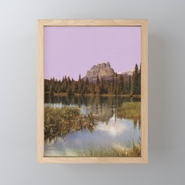 Wilderness Framed Mini Art Print