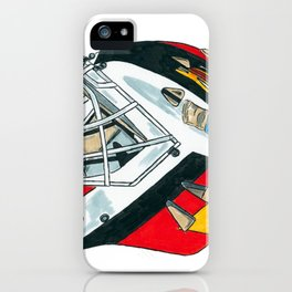 McLean - Mask iPhone Case