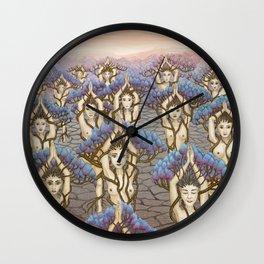 Womanity Wall Clock
