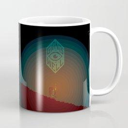 Giants' Well print Coffee Mug