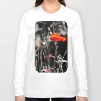sin city Long Sleeve T-shirts featuring Sin City by Irène Sneddon