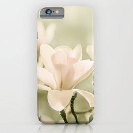 Magnolia 011 iPhone Case