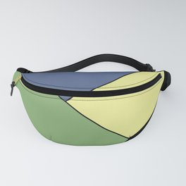 Abstract #822 Fanny Pack