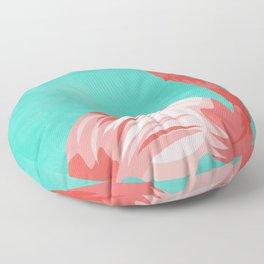 Flamingo Bird Floor Pillow