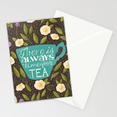There Is Always Time For Tea Stationery Cards