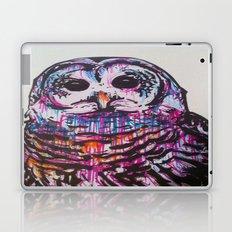 Something like an Owl Laptop & iPad Skin