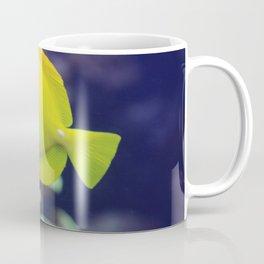 Yellow Tang Fish Coffee Mug