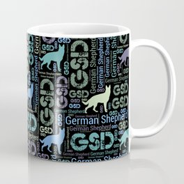 German Shepherd Dog - GSD Coffee Mug