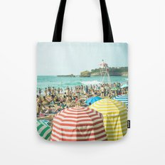 Colorful holiday Tote Bag