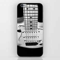 While my guitar gently weeps iPhone & iPod Skin