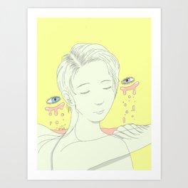 Prettyboy #3 Art Print