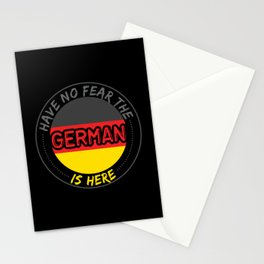 The German Funny Stationery Cards