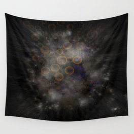 Wisps Wall Tapestry