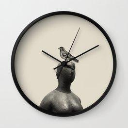 Standstill [Processing information stored] Wall Clock