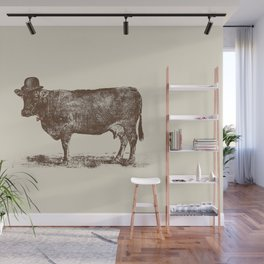 Cow Cow Nut #1 Wall Mural