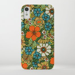 70s Plate iPhone Case