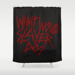 WWSD Shower Curtain