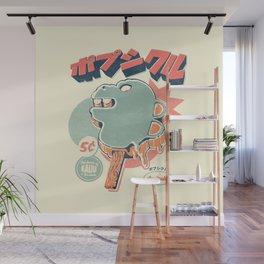 Kaiju Ice pop Wall Mural