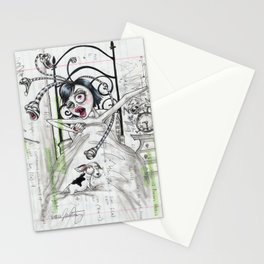 Good Morning Victoria Stationery Cards