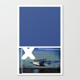 ROUGHKut#12092015 Canvas Print