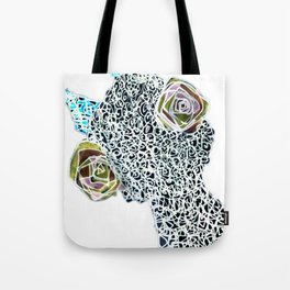 Thing Other 1/2 Tote Bag