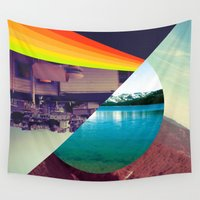 prism Wall Tapestries featuring Prism by Kevin Copp