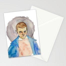 Let go her Eggo! Stationery Cards