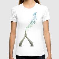 zen T-shirts featuring Zen by Daniela Battaglioli