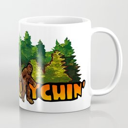 Keep Squatchin' Coffee Mug